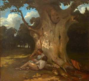 Gustave-Courbet_The-Large-Oak