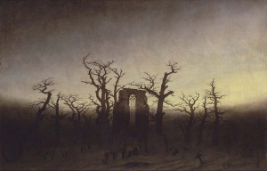 Caspar-David-Friedrich_Abby_in_the-Oak-Wood