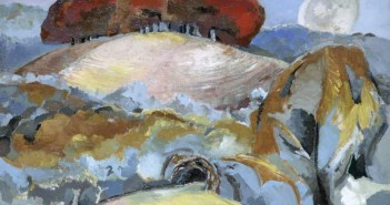 Nash, Paul; Landscape of the Moon's Last Phase; Walker Art Gallery; http://www.artuk.org/artworks/landscape-of-the-moons-last-phase-98001