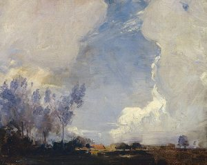 arthur-streeton_sunset-landscape_1909