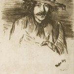 Whistler with a hat