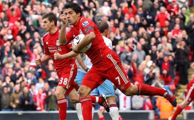 Suarez brings the ruckus.