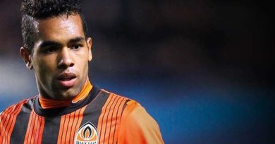 Shakhtar Donetsk Confirm €70mil Asking Price for Reds Target Alex Teixeira