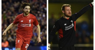 Allen Confident of Reds Progression, Mignolet Wants a Trip to Basel