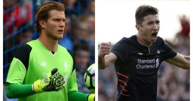 Karius Ruled Out for 8 weeks after Breaking Hand, Grujic to Miss AC Milan Friendly with Concussion