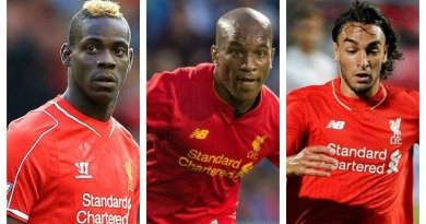 CONFIRMED: Balotelli, Wisdom and Markovic Leave Liverpool on Deadline Day