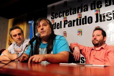 De Putos Peronistas a una reunión en el Partido Justicialista