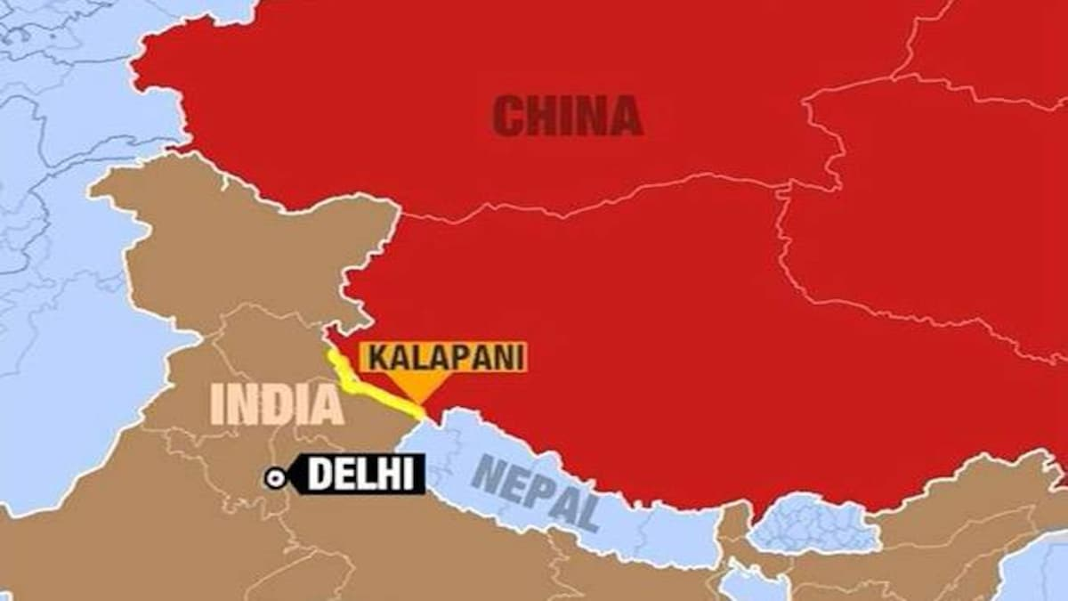 After Pakistan, Nepal also cries foul over new Indian map ...