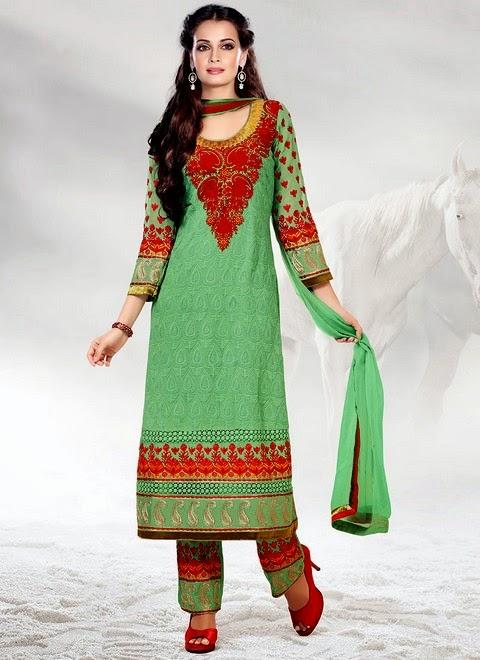 Pakistani Designer Salwar Kameez | www.pakrobe.com/Women/Clothing/SALWAR-KAMEEZ