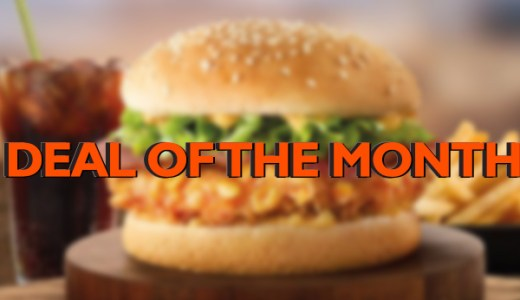 foodpanda deal of the month