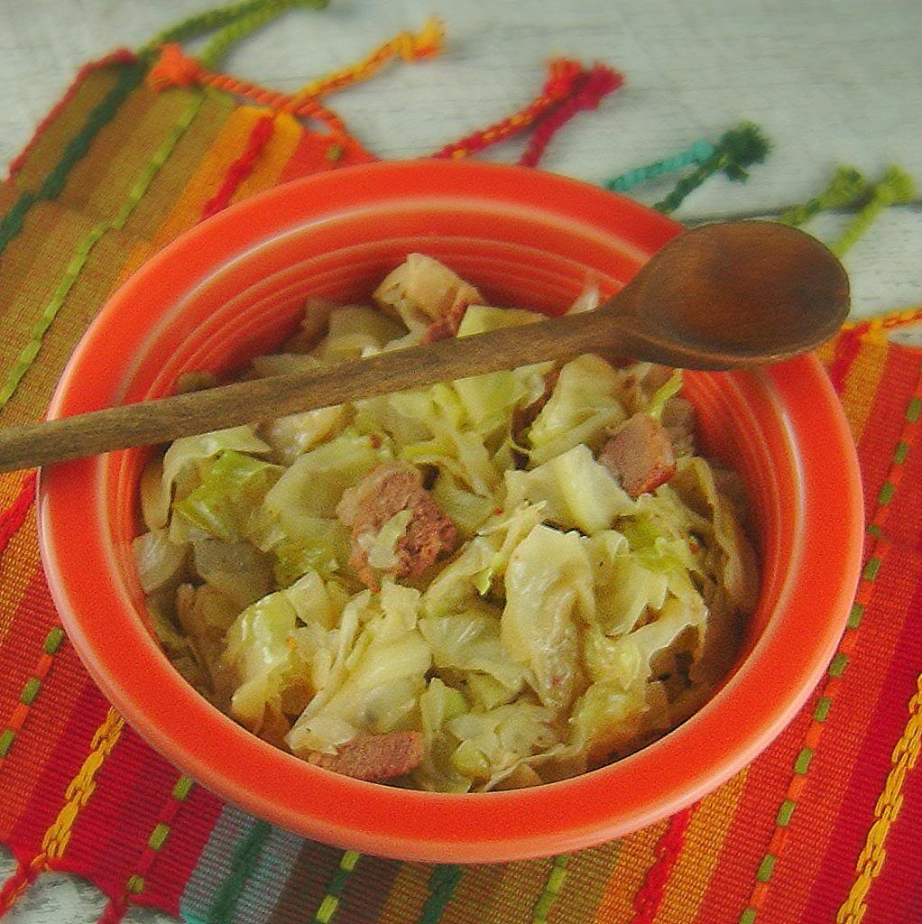 Smoked Pork Chops with Cabbage and Apples forecasting