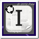 Share to Instapaper App