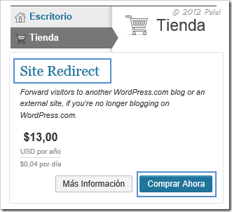 Site Redirect 1