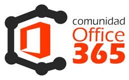 Logotipo de la Comunidad Office 365 en España