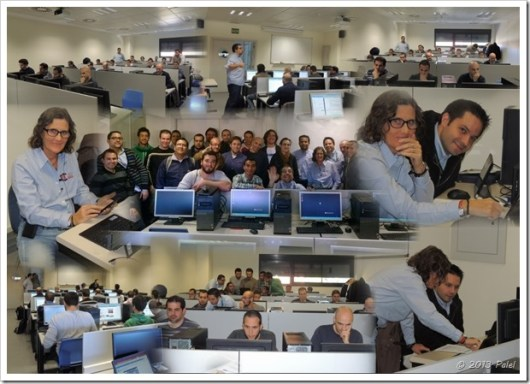 Collage del IT Camp: Exchange Online - 9/11/2013