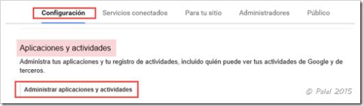 Google+ - palel.es