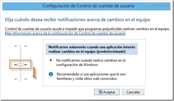 Control de cuentas de usuario 1