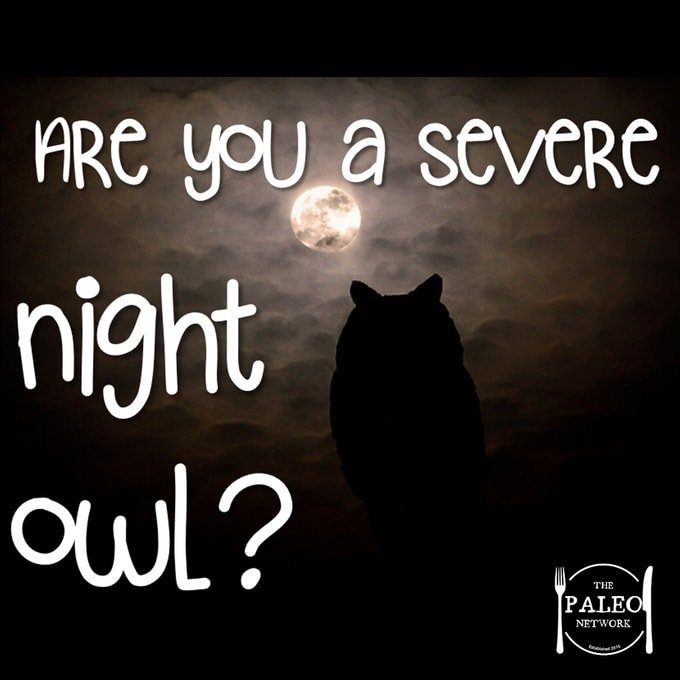 Are you a severe night owl LSPD late sleep phase disorder insomnia