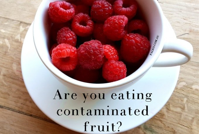 Contaminated Frozen Fruit Hepatitis A Australia Mixed Berry Paleo Network