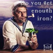 Do You Get Enough Iron In Your paleo diet primal sources deficiency supplement symptoms-min