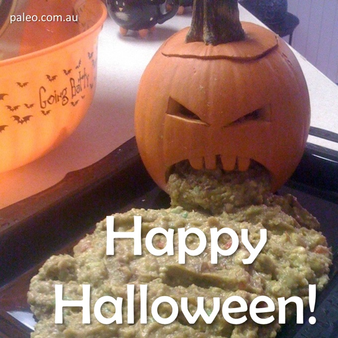 Halloween healthy paleo recipes