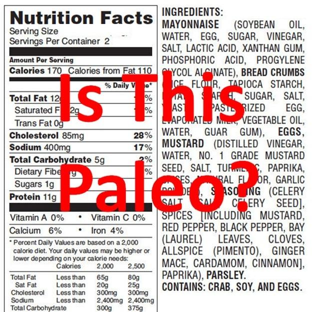 Is this paleo friendly ingredients-min