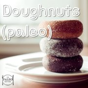 Paleo Doughnuts donuts recipe sugar gluten free-min