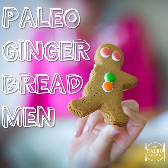 Recipe paleo ginger bread men gingerbread man no flour grain free gluten free-min