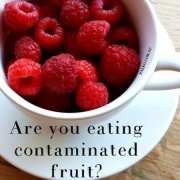 are you eating contaminated fruit paleo network