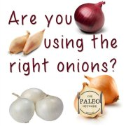 paleo network which type onion use yellow brown sweet red white shallot-min