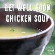Get Well Soon Chicken Soup paleo recipe-min