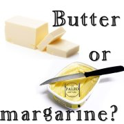 Margarine or Butter paleo diet primal health nutrition-min