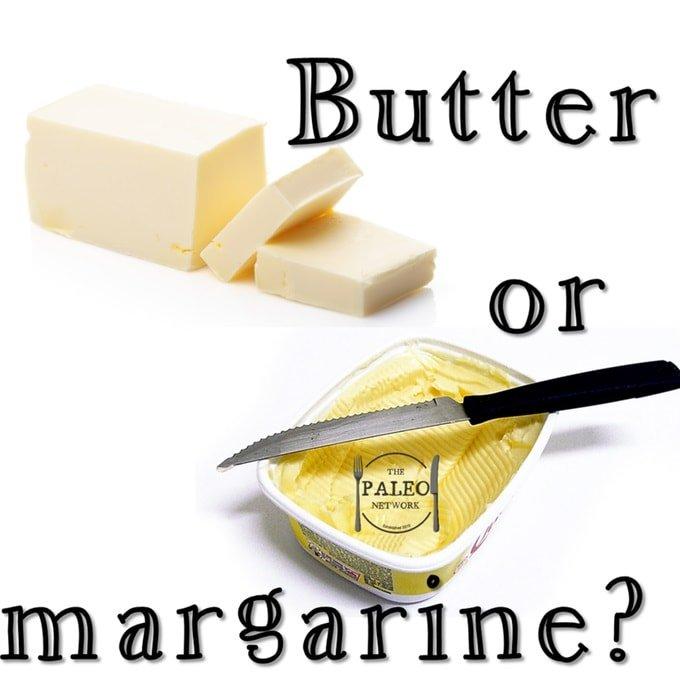 Margarine or Butter paleo diet primal health nutrition-min