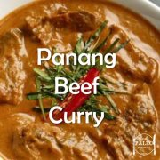 Paleo Diet Recipe Primal Panang Beef Curry grass fed-min