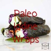 Paleo iodine wraps nori-min