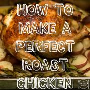Paleo recipe how to make perfect roast chicken bake-min