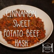 Recipe Cinnamon Sweet Potato Beef Hash-min