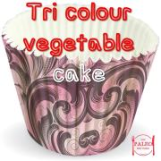 Tri Colour Vegetable Cake paleo diet recipe veggies-min
