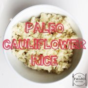paleo cauliflower rice recipe primal diet-min