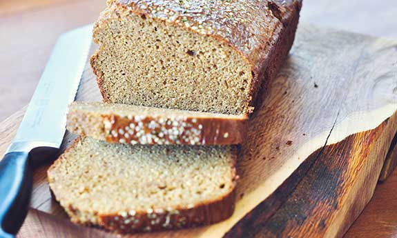 Paleo Honey Wheat Bread I