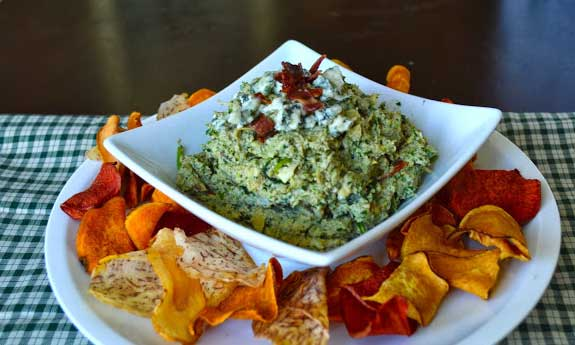 Paleo Shannon's White Cheese Dip