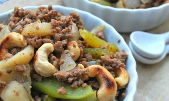Paleo Chile Beef Stir-Fry