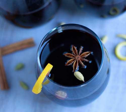 Savory Lotus – IMMUNE-BOOSTING MULLED WINE