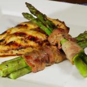 paleo recipe bacon wrapped asparagus