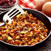 easy paleo recipe for holiday hash