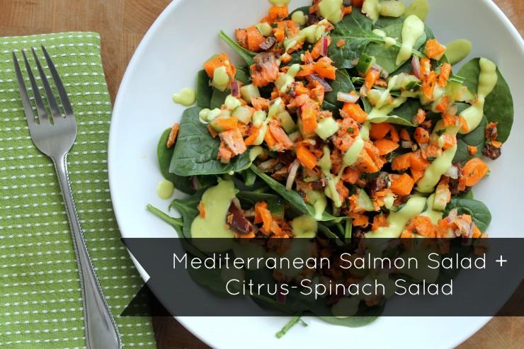 Paleo Matt's Garlic Salad