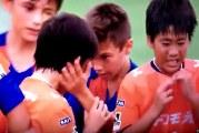 Video: Barcan junioreilta upeaa urheiluhenkeä – lohduttivat hävinnyttä osapuolta