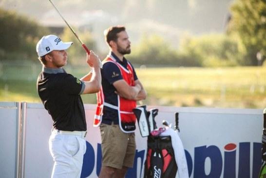 "17-vuotias Oliver Lindell haki ""mukavat matkarahat"" golfin European Tourilta"