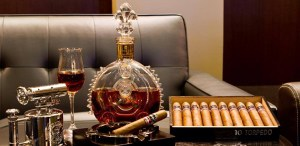Featured Cigars & wine
