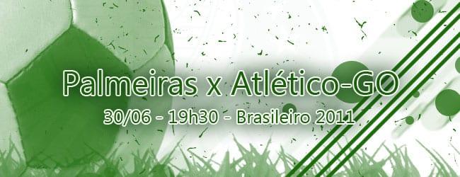 Pré jogo: Palmeiras x Atlético-GO